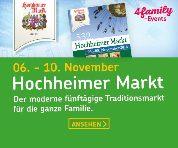 Hochheimer Markt 2016