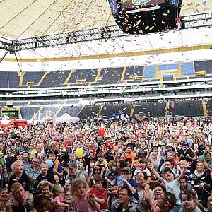 23.000 Familien aus dem Rhein-Main-Gebiet feierten