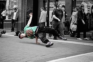 Breakdance Workshop für Anfänger