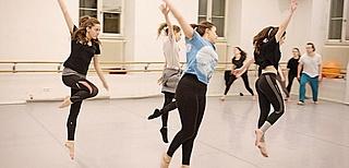 Nachwuchstag tanzmainz