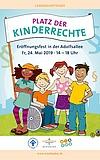Platz der Kinderrechte - Eröffnungsfest
