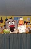 Der lebendige Kochtopf