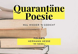 Quarantäne Poesie