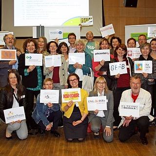 Stark machen: Frankfurter Netzwerk für Alleinerziehende