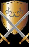 Ritter und Edeldame für Zuhause