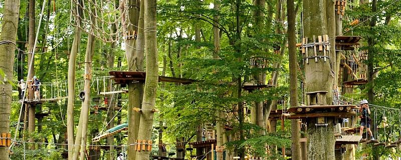 Fun Forest Abenteuerpark Offenbach
