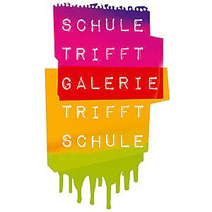 'Schule trifft Galerie trifft Schule'