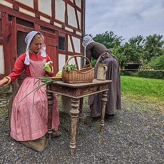 Sommerferien-Angebot im Freilichtmuseum Hessenpark