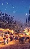 Christkindl-Markt in Bad Nauheim