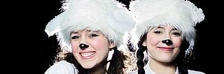 Der Wolf & die sieben Geisslein - Mitspieltheater