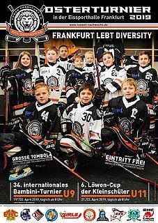 34. Internationales Osterturnier und 6. Löwen-Cup 2019