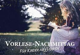 Vorlese-Nachmittag für Kinder