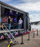 Erste mobile Kinderkonzertbühne rollt durch Deutschland