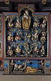 Ganz schön bunt -  Entdecke den Schöllenbacher Altar