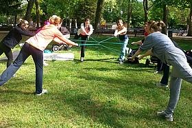 20% Rabatt auf 10-Wochen-Kurs bei LaufMamaLauf in Form von 2 kostenlosen Zusatzstunden