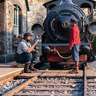 Jim Knopf und Lukas der Lokomotivführer kommen ins Kino