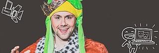 Online: Der Froschkönig - Mitspieltheater