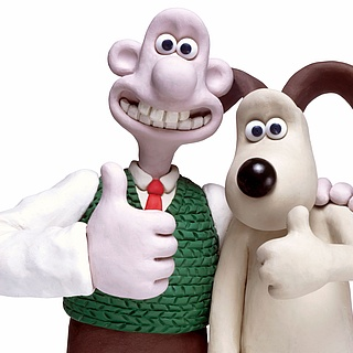 Die Kunst von Aardman: Wallace & Gromit, Shaun das Schaf & Co.