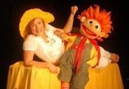 Krümel Theater: Krümel und die Farben