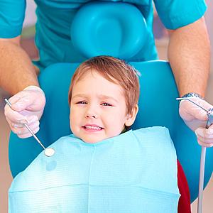 Der erste Zahnarztbesuch