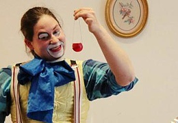 Kinderkurs@home: Lauras kleine Clownschule