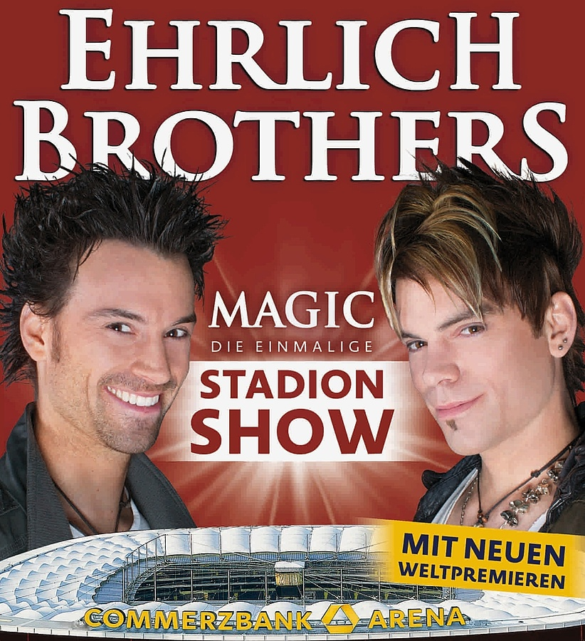 Ehrlich Brothers Shop