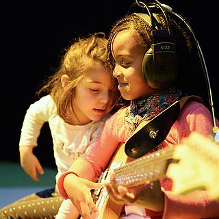 Music4Kidz: Die Welt der Klänge entdecken