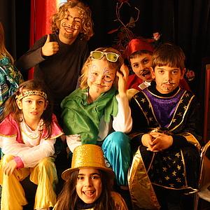 Kindertheaterkurse in den Sommerferien