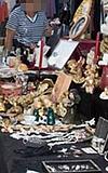 Flohmarkt und Möbelmarkt