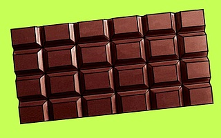 Knobelaufgabe: Die Schokoladentafel