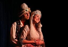 Aladdin und die Wunderlampe - Mitspieltheater