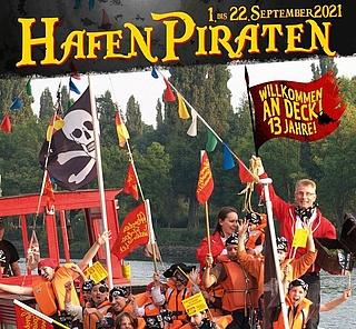Hafen Piraten