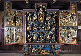 Advent am Schöllenbacher Altar