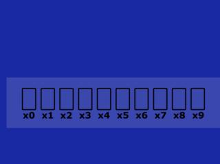Knobelaufgabe: Eine Zahl, die sich selbst beschreibt
