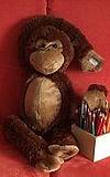 Der Affe Wusel Pusel