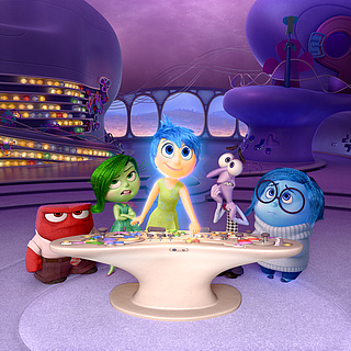 """ALLES STEHT KOPF gewinnt den Golden Globe® als """"Bester Animationsfilm"""""""