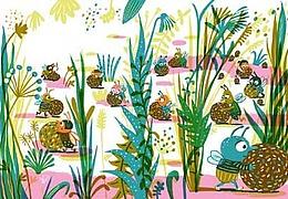 Kinderbuch-Illustratoren Rhein-Main