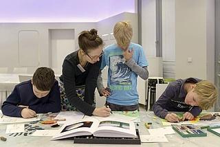 Schirn Studio. Die Kunstwerkstatt