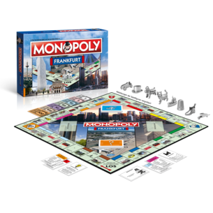 Monopoly in der Frankfurt Edition