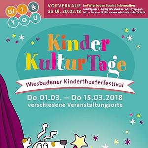 Vorverkaufsstart für KinderKulturTage startet am 20. Februar