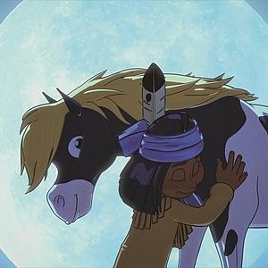 Yakari reitet endlich auch im Kino