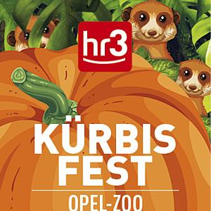 hr3 Kürbisfest im Opel Zoo