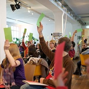 Kinder machen Politik: Jetzt anmelden!