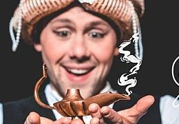 Online:  Aladdin & die Wunderlampe - Mitspieltheater