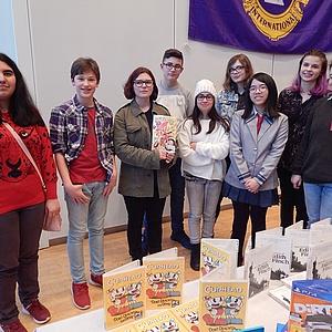 Die 14. JungeMedienJury kürt die besten Jugendbücher, Comics und Games