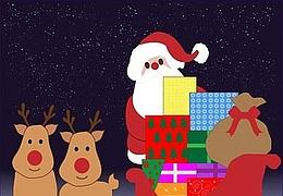 Weihnachtsfeier: Frohes Fest, kleines Muffelmonster