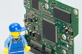 Maschinen und Mechanik mit Lego