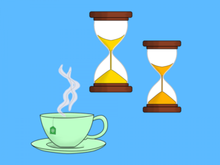 Knobelaufgabe: Der perfekte Tee