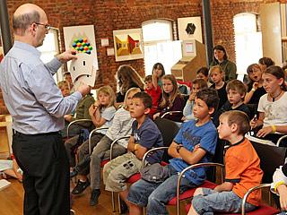 Kindervorlesung: Mathematik und Musik