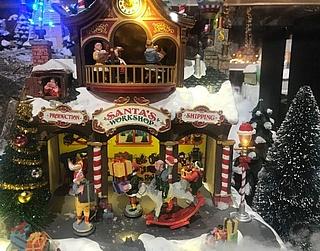 Weihnachtsmarkt im Zoo Vivarium